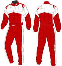 Combinaison pilote Monza